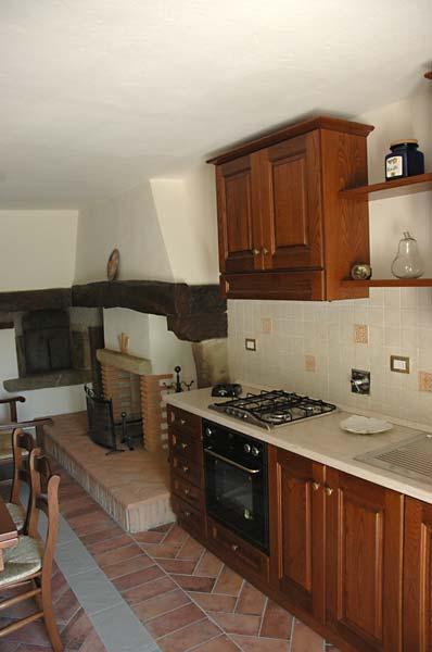 Cucina con camino cucine componibili giarre cucine rustiche con camino country marchi with - Cucine con camino ...